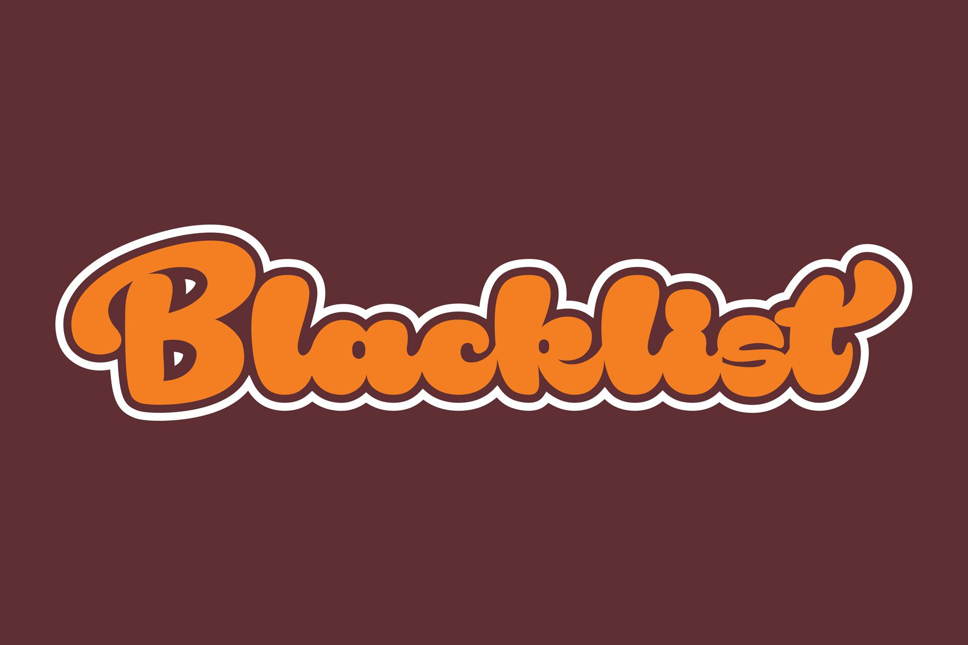Jangenfalk & Lundevall, Blacklist